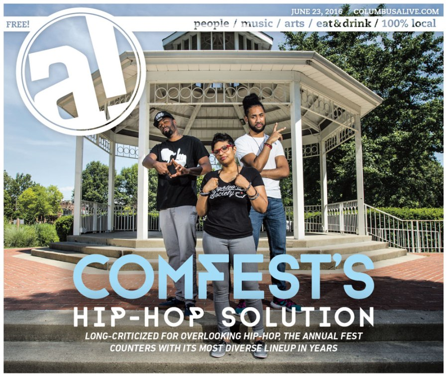 ComFest's Hip Hop Solution